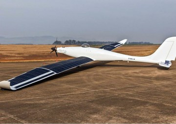 The Elektra Solar Two long duration drone has two layers of redundancy built into its power system