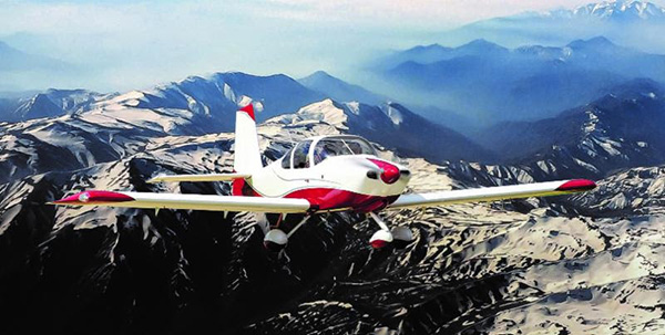 BRS Aerospace Develops Whole Aircraft Parachute Rescue System for Van's RV-10