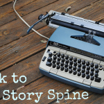 Back to the Story Spine