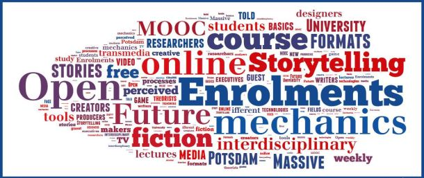 The Future of Storytelling (Mass Open Online Course): Enrolments Now Open