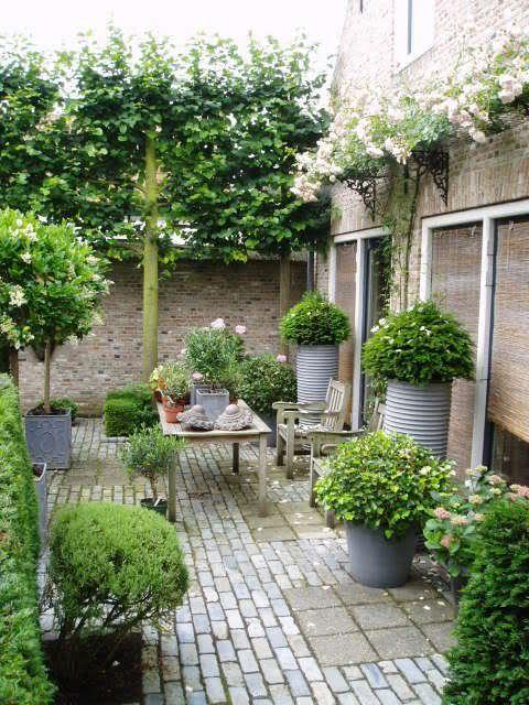 Schöne Gärten Anlegen