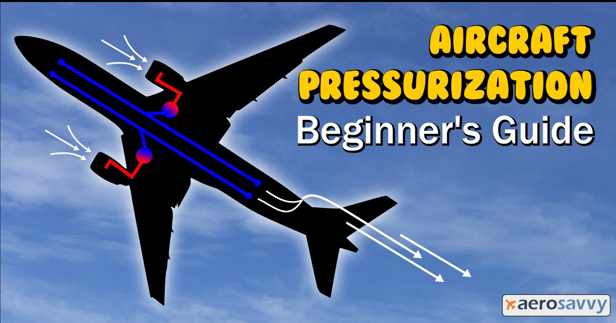 Aircraft Pressurization Beginner\u0027s Guide \u2013 AeroSavvy - how would you weigh a plane without scales
