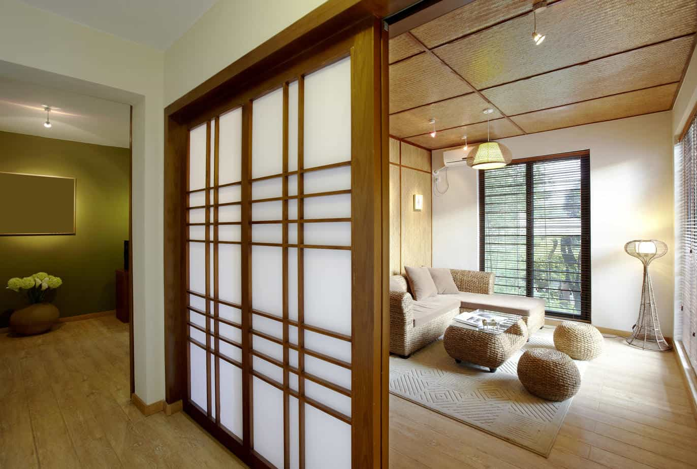 Japanese Inspired Home Decor Asian Influence On California Home Décor Aero Shade