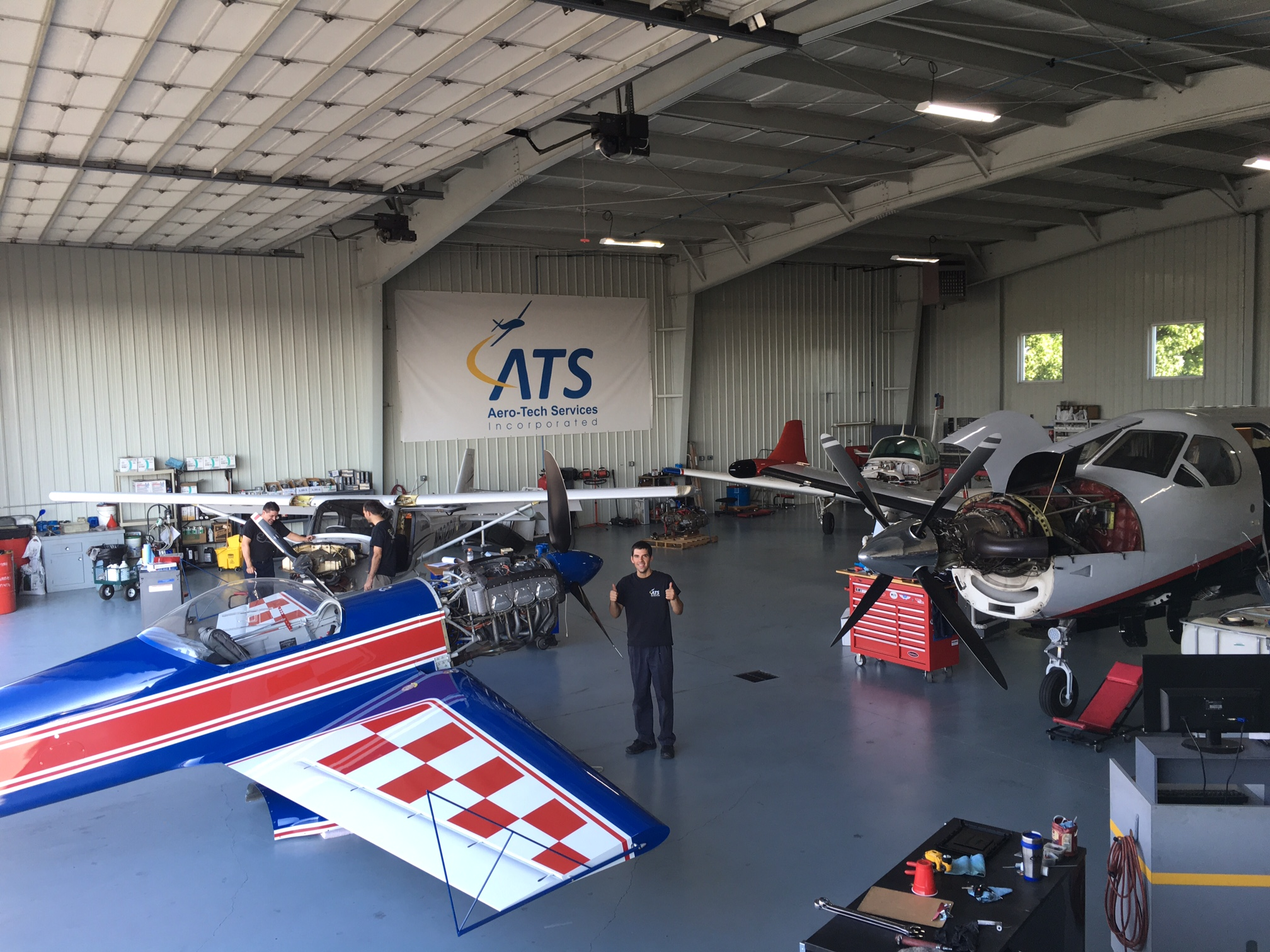 Airplane Maintenance Your Best Choice For Flight Aero Tech Services
