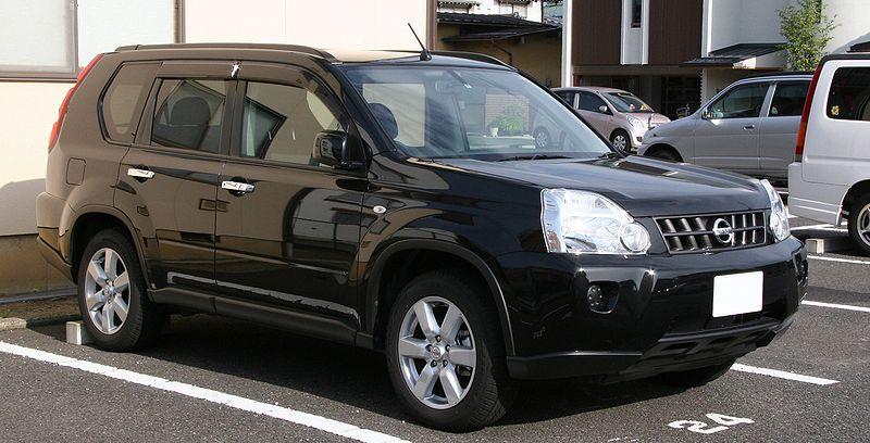 Nissan X-Trail 2007-2013 T31 Aerpro