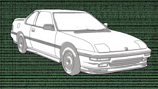 1992 honda prelude kits