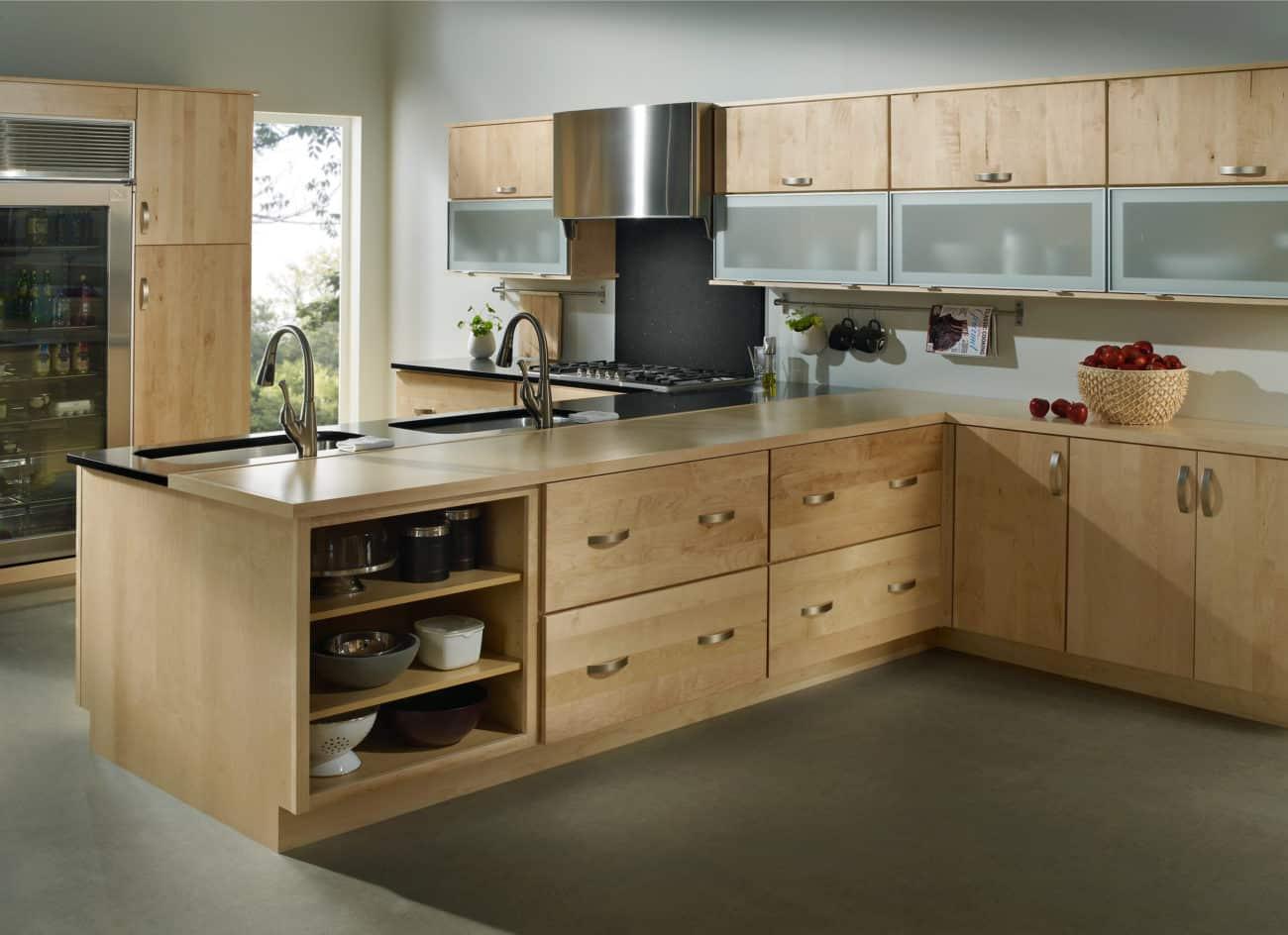 light wood kitchen cabinets light wood kitchen cabinets Light Wood Kitchen Cabinets