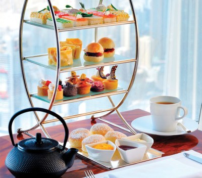 We Found The Best… Afternoon Tea In Dubai - A&E Magazine