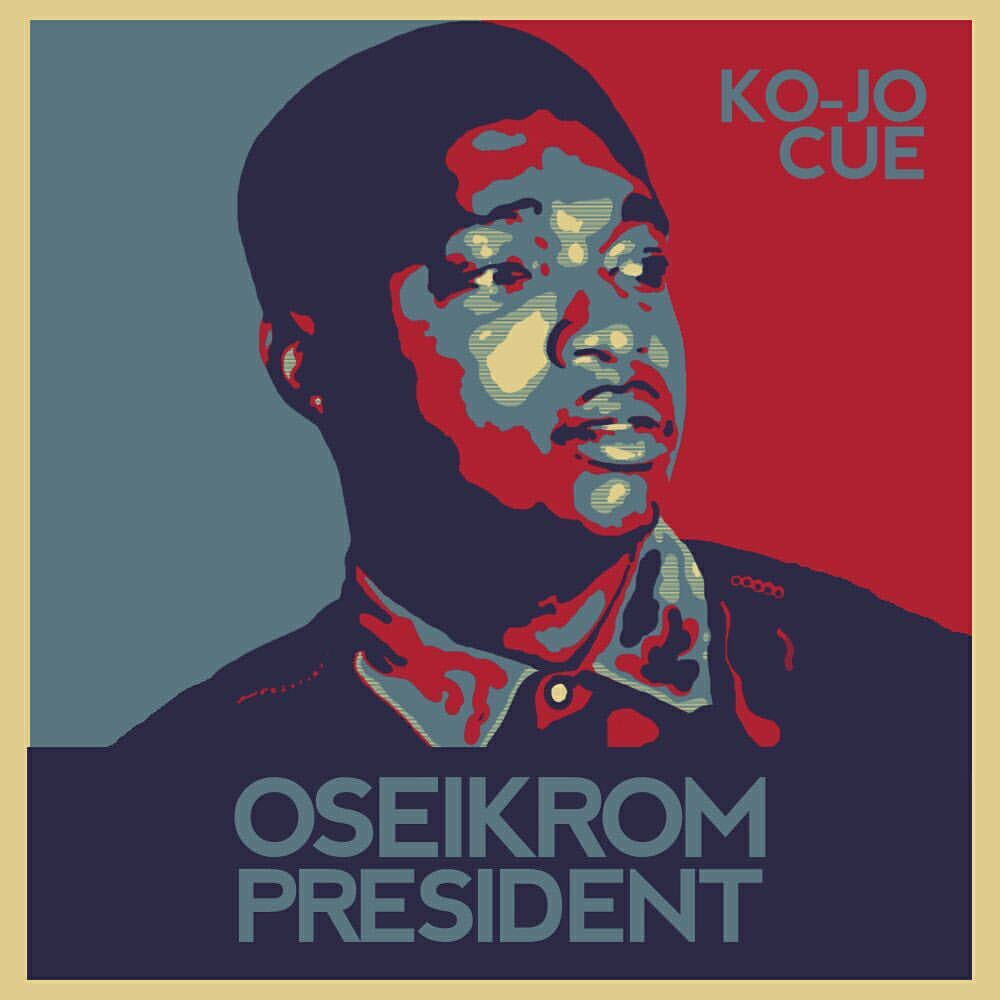 Concert: CUE FOR PRESIDENT