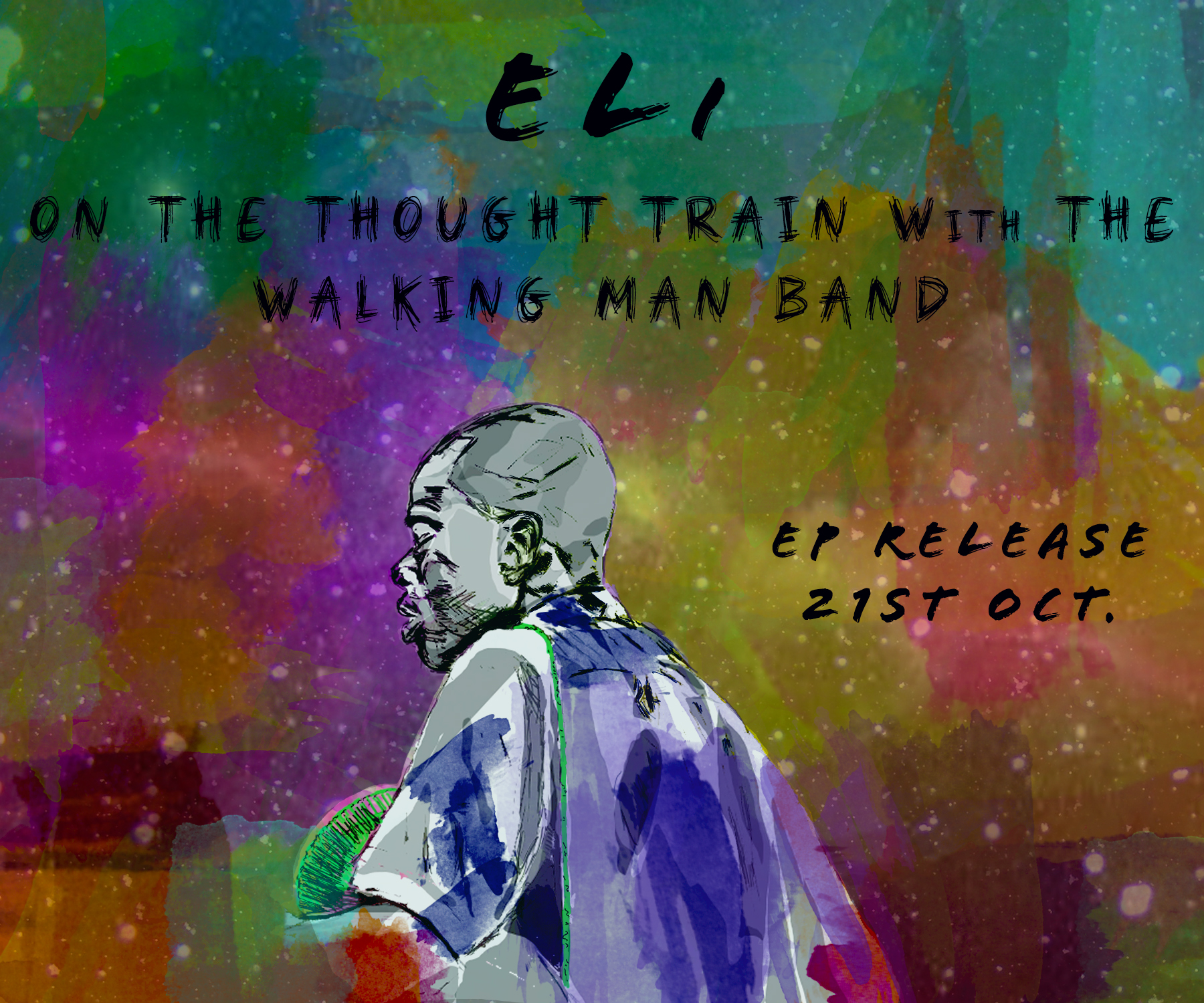La Paillote Takpekpe - ELI: ON THE THOUGHT TRAIN WITH THE WALKING MAN BAND