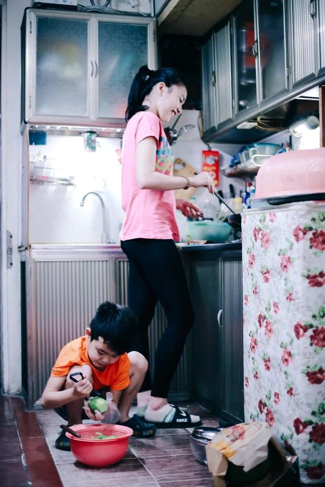 DJ single mom Thu Trà: Khi là mẹ đơn thân, hàng tá đàn ông tán tỉnh bạn, nhưng mấy ai theo đuổi tận cùng? - Ảnh 16.