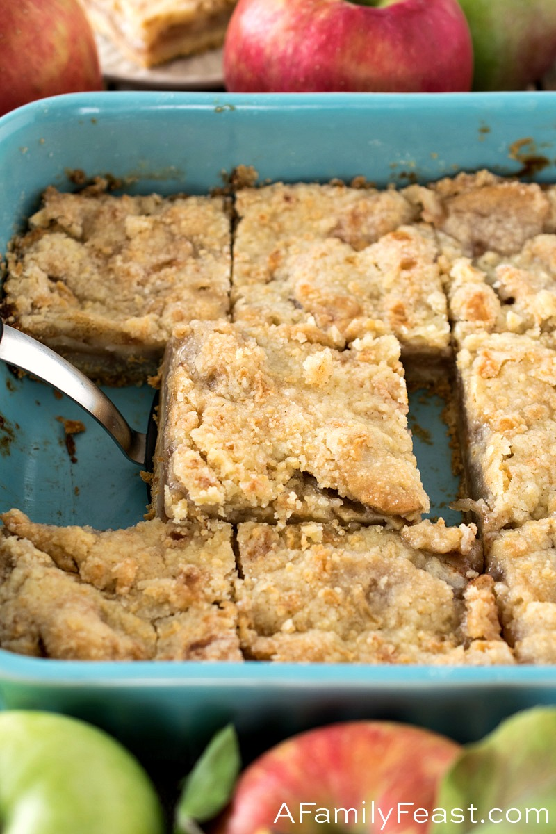 Family Küchen Apple Kuchen Bars A Family Feast