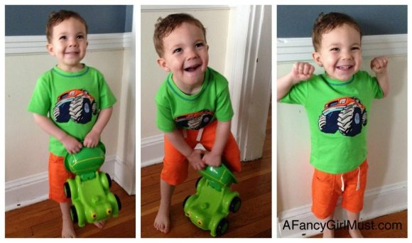 Real Mom Review: Gnu Brand Boy by Lemon Loves Lime