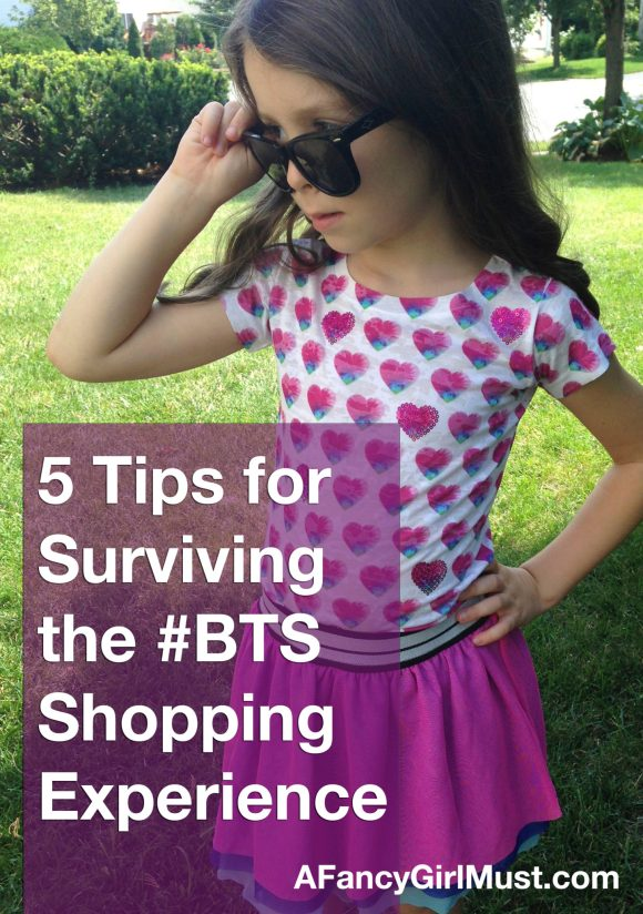 5 Tips for  Surviving  the #BTS  Shopping  Experience | A Fancy Girl Must Blog