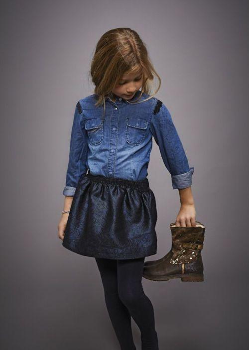 Kid Style: IKKS Kids A/W 2014 | AFancyGirlMust.com