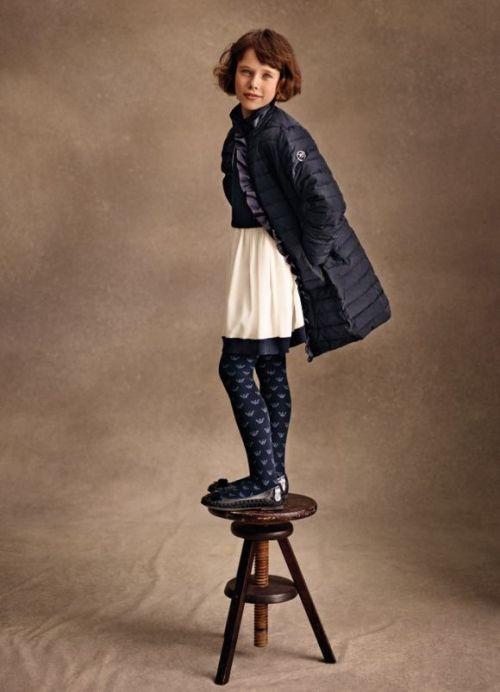 Kid Style: Armani Junior Fall Winter 2014 | AFancyGirlMust.com