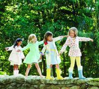 A look at Oil & Water Rainwear for Girls SS 2015   AFancyGirlMust.com