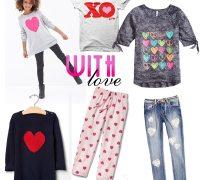 Valentine's Day Clothing for Girls That's Full of Heart   AFancyGirlMust.com
