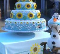 """A Look at """"Frozen Fever,"""" Opening in Theaters March 13 with Cinderella"""