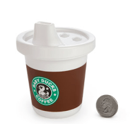 Morning Fix Sippy Cup - Starbucks | AFancyGirlMust.com