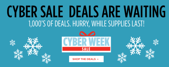 When is Cyber Monday When is Cyber Monday ? Cyber Monday is always the Monday after Black Friday. In , Cyber Monday will be on Monday 26th November On this day, most major retailers starts their sales online at midnight.