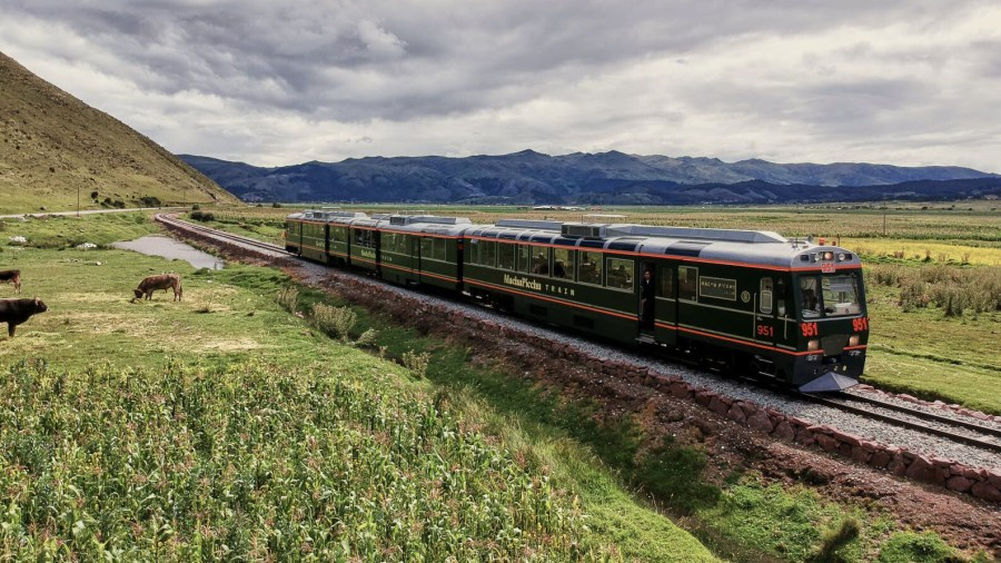 Inca Rail announced upgraded services and enhanced amenities to its newly expanded fleet in March 2018