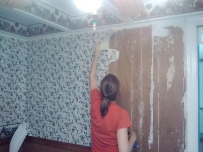 Who the H*** Invented Wallpaper. - A Farmhouse Reborn