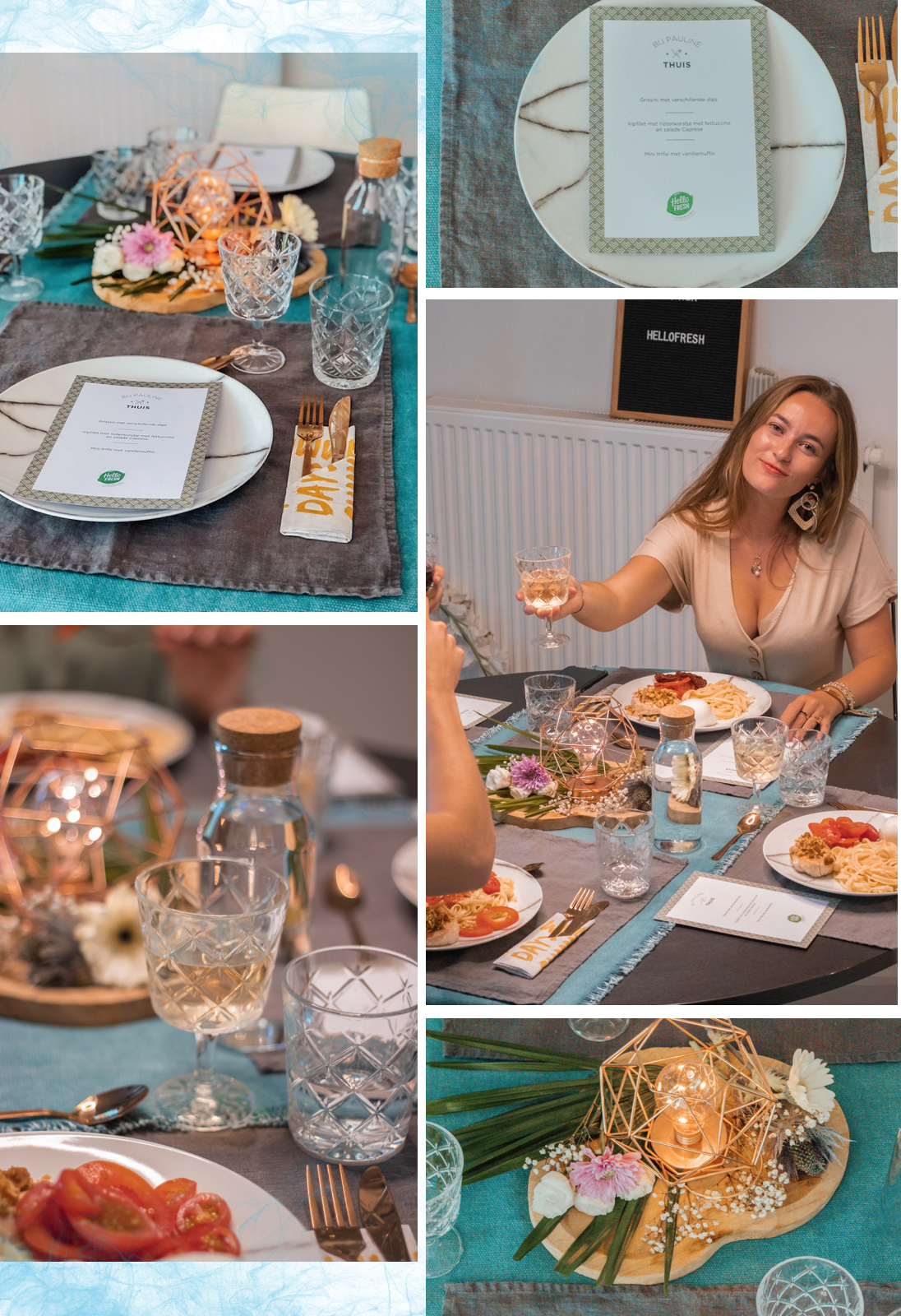 Uit Pauline's Keuken Hellofresh Premium Dinner Van Hellofresh A Fashion Taste