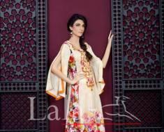 Lala Textiles Turkish Linen Dresses Collection 2013-14 For Women (5)