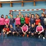 Match futsal AFC - Noyon 07012018