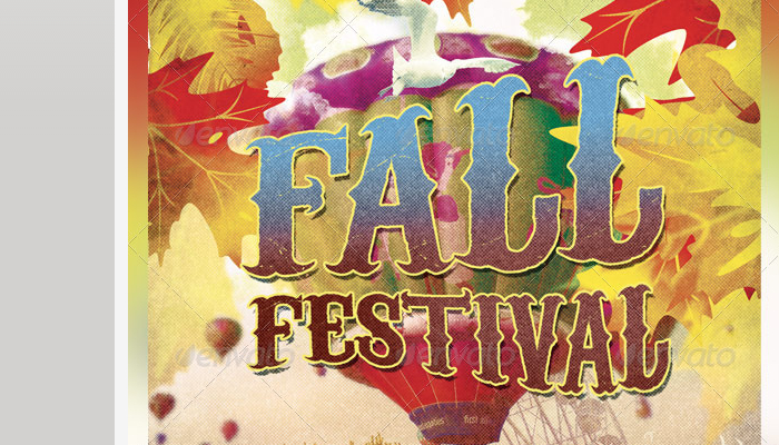 4 Fall Festival Flyer Templates AF Templates - fall festival flyer ideas