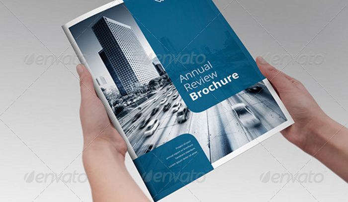 5 Indesign Annual Report Template AF Templates