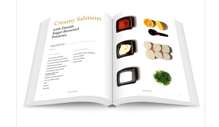 5 Indesign Cookbook Template AF Templates