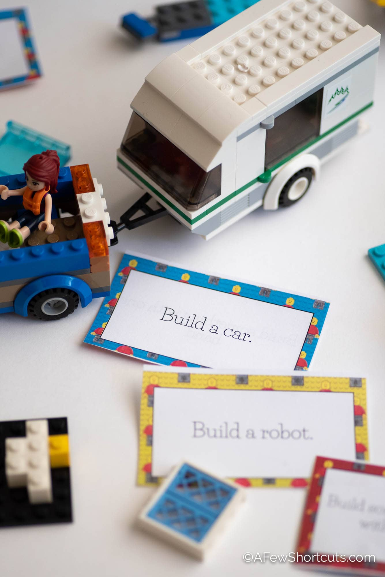 photograph regarding Lego Birthday Card Printable called Cost-free Printable Lego Birthday Playing cards - Resume Illustrations