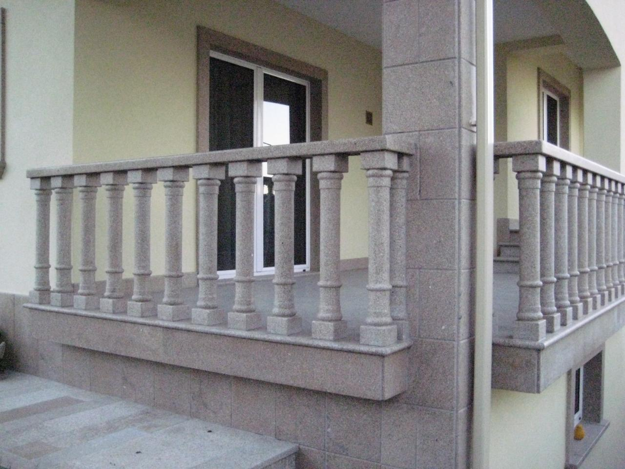 Travertin Exterieur Balustre
