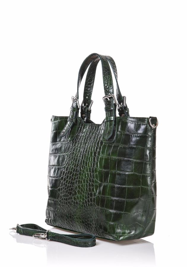 Sac Epaule Homme Grand Sac Cabas Croco Pas Cher Femme -lucy-