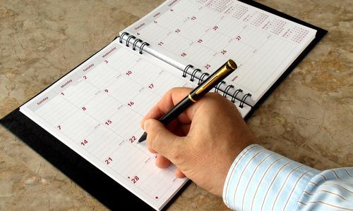 A Proven 6 Week Schedule To Make Money Marketing Online Affiliate-101 - making schedules online