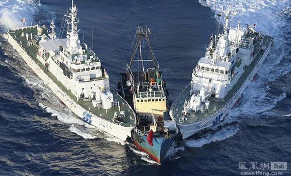 China's Hybrid War at Sea