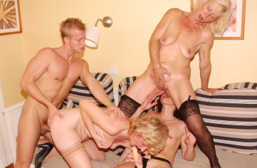 mature real threesome sex