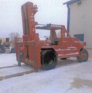 30000lb Taylor Forklift For Sale 3