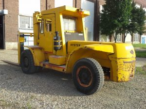 Hyster 30,000lb Fork Lift For Sale 1