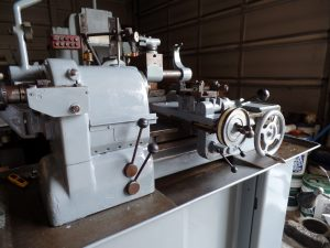 Hardinge Chucker Lathe HC for sale