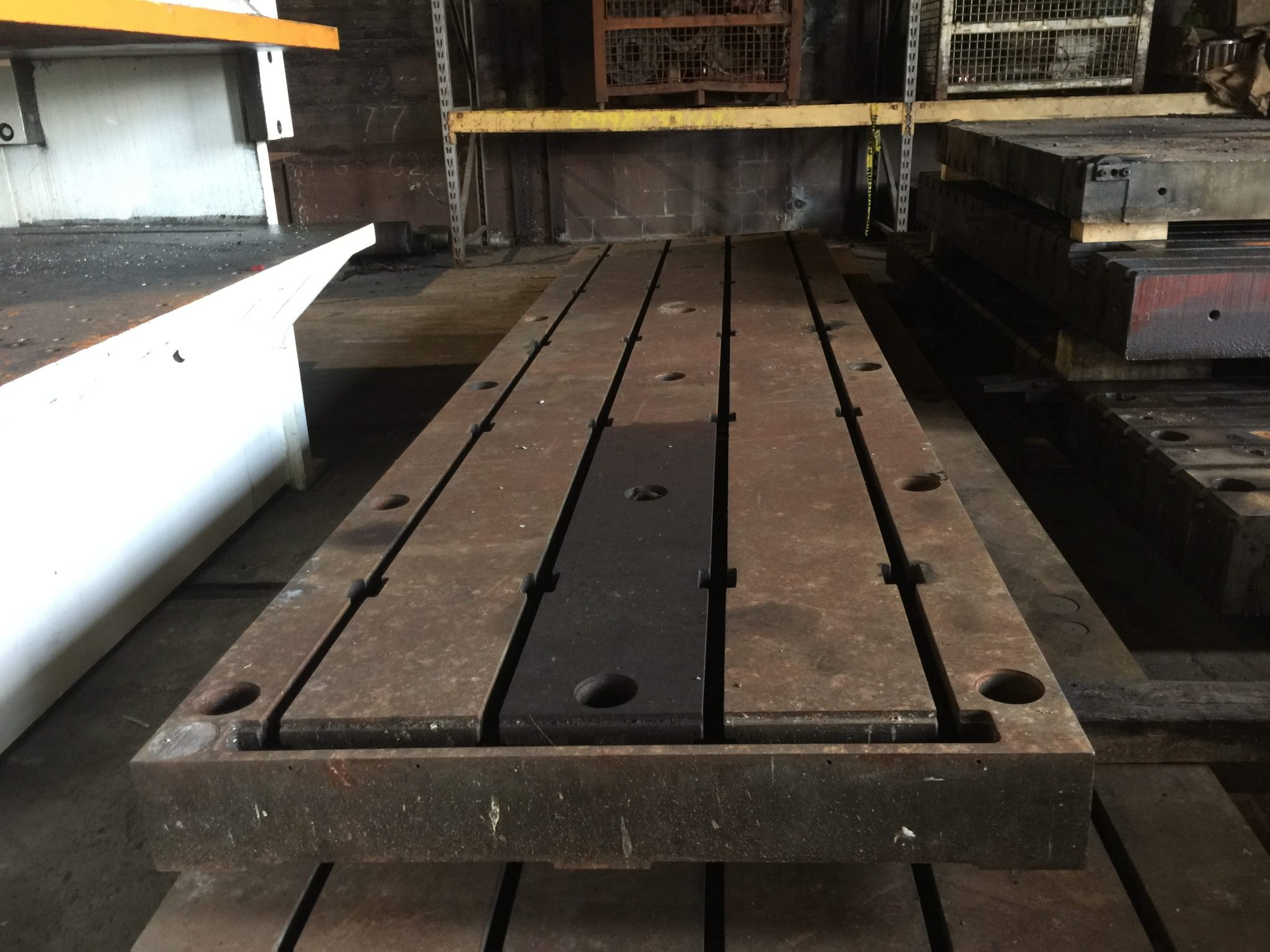 Floor Plate 439 X 1539 X 7quot For Sale Call 616 200 4308