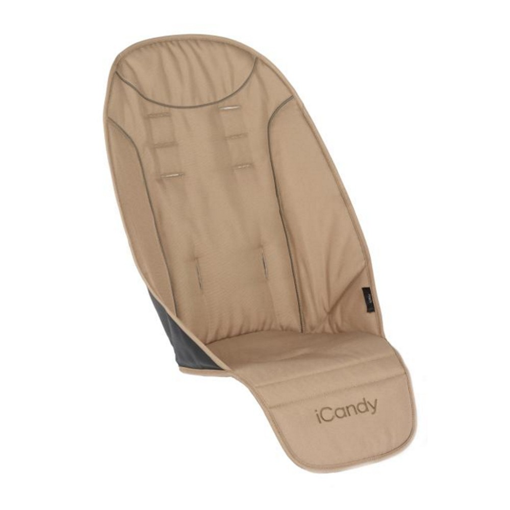 Egg Pushchair Liner Icandy Peach Luxury Seat Liner For Use In Pushchair Mode