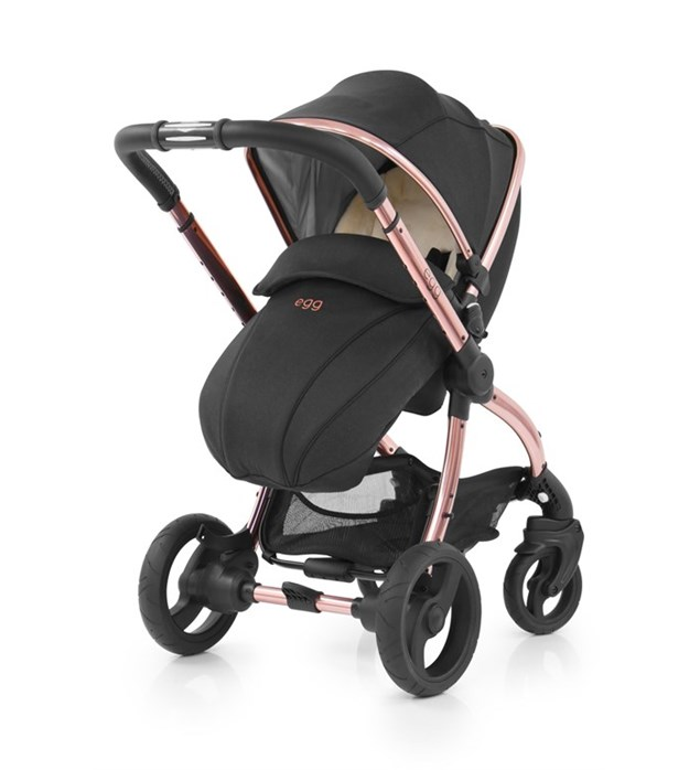 Egg Pushchair Liner Egg Diamond Rose Gold Pushchair Carrycot Seat Liner