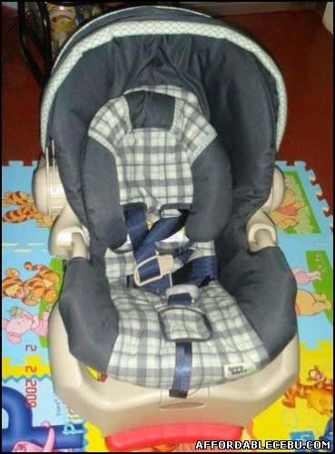 Infant Car Seat Stroller Graco Infant Car Seat Baby Carrier P2 300only For Sale