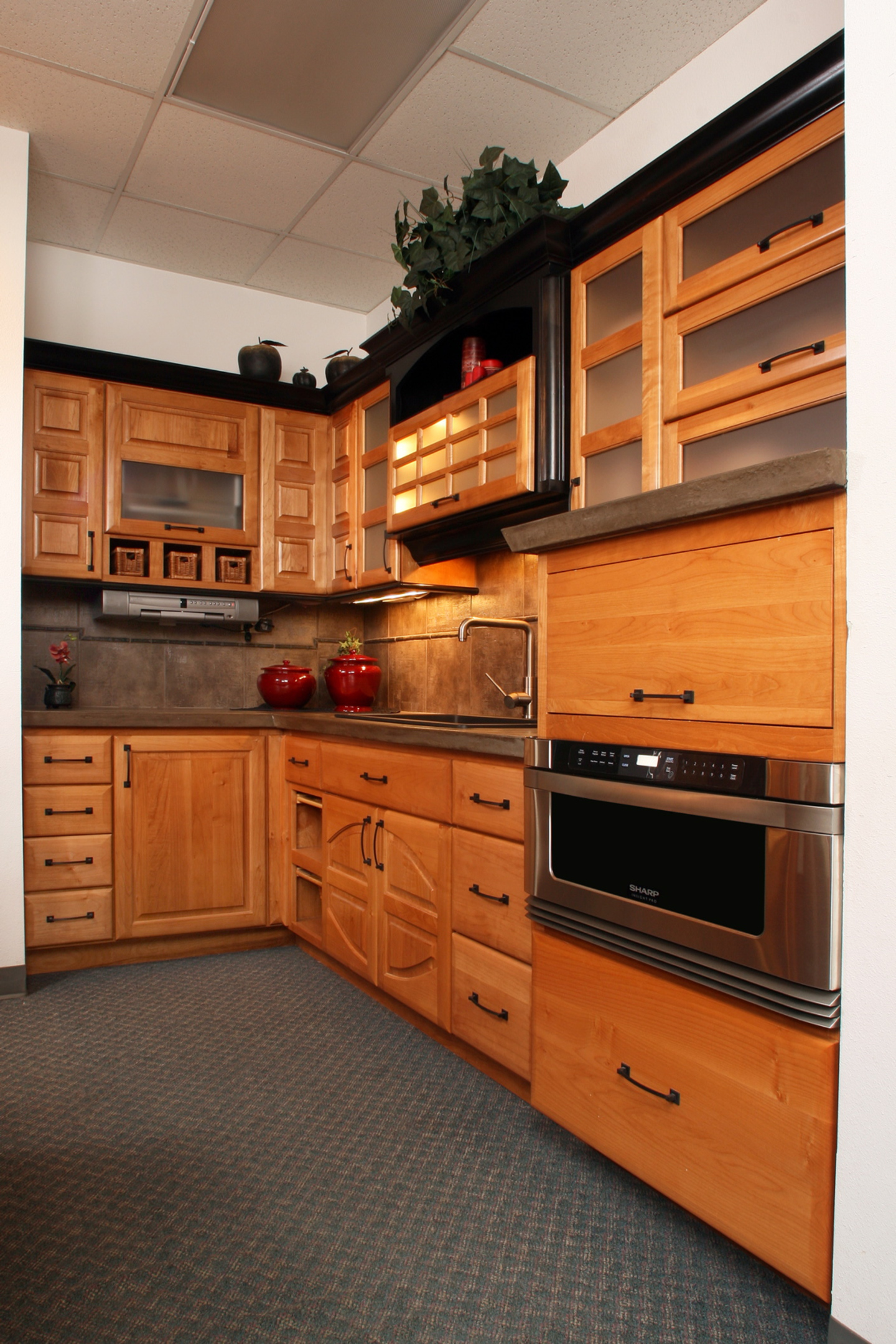 Western Countertops Affordable Custom Cabinets Showroom