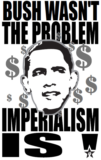 imperialism is the problem