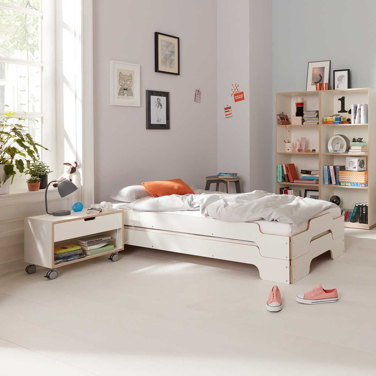 Stapelliege By Müller Möbel Stackable Bed For Children