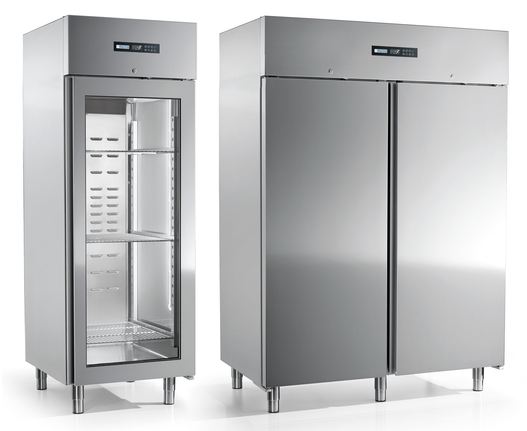 Armadio Ad Un&#39 Refrigerated Cabinets Storage Of Processed Food And Raw Materials